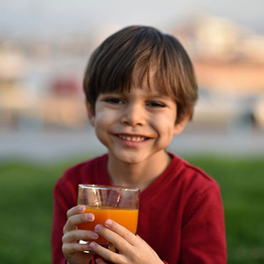 Is Fruit Juice Affecting Your Child's Teeth?